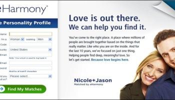 Free Love, eHarmony, Matchmaking pseudoscience