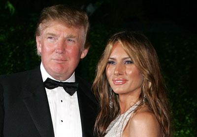 when will donald trump divorce third wife
