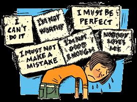 Negativity: Inner Critic