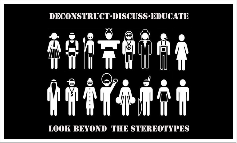 break the negative stereotype the benefits Break down negative stereotypes by from the other side is as awful their stereotype talking about stereotypes--and ways to break them.