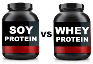 Soy vs Whey