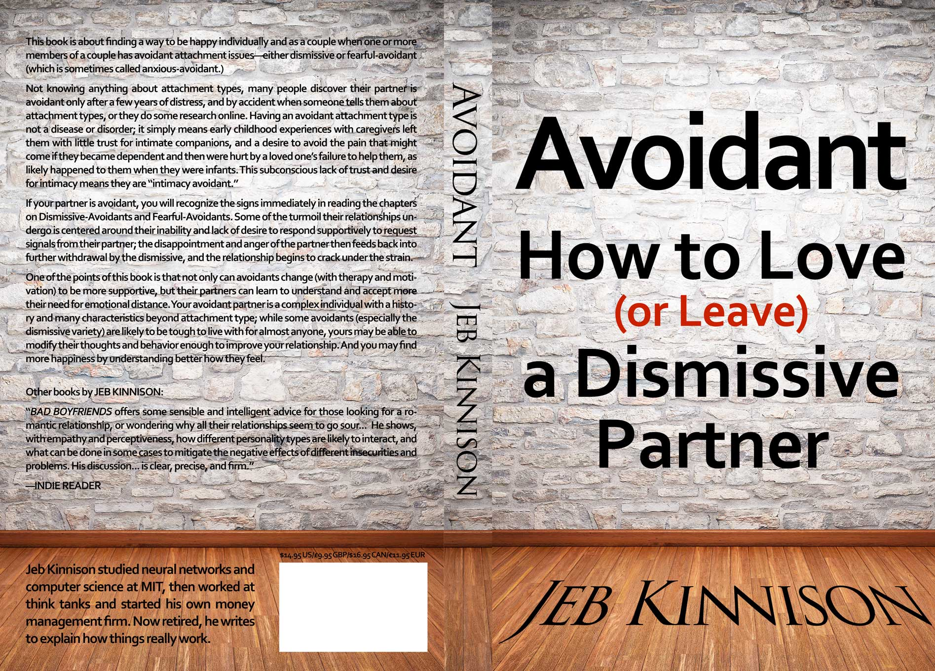 Adult attachment disorder avoidant