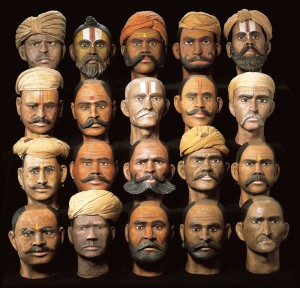 Caste Heads of India