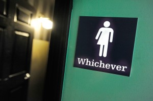 Gender Free Bathroom