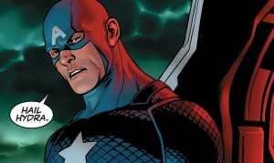 Captain America: Hail Hydra! - Marvel Comics