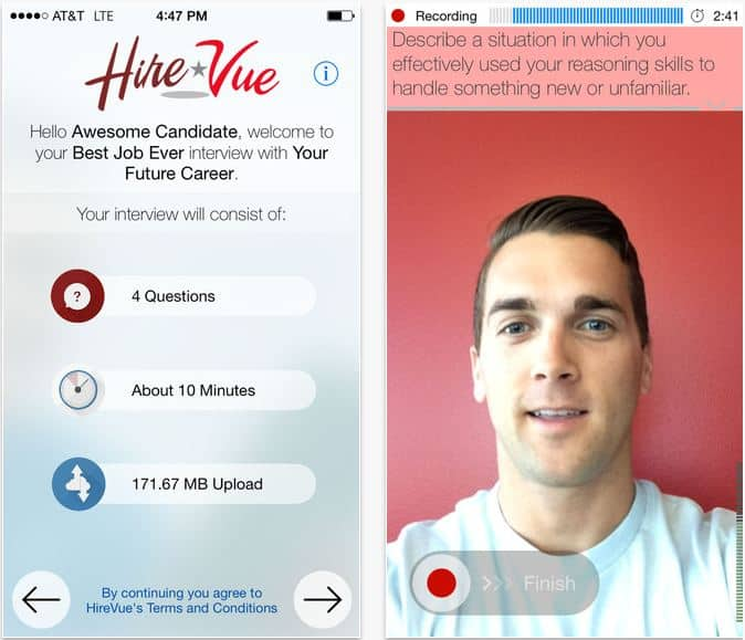 """Death by HR"""" – HireVue, Video Interviews, and AI Job Searches ..."""
