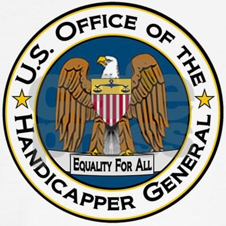 Seal of the Handicapper General - Harrison Bergeron